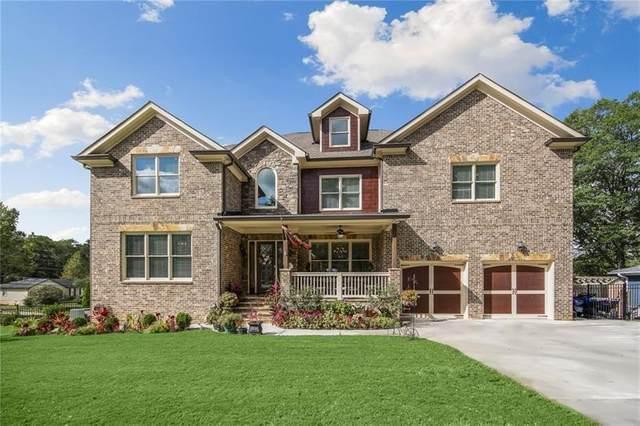 429 Afton Drive, Roswell, GA 30075 (MLS #6862442) :: North Atlanta Home Team
