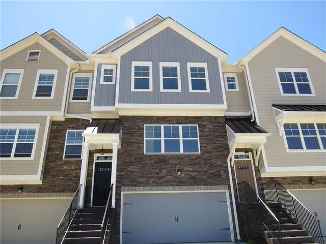 2519 Hedgeway Circle #19, Kennesaw, GA 30144 (MLS #6862443) :: RE/MAX Prestige
