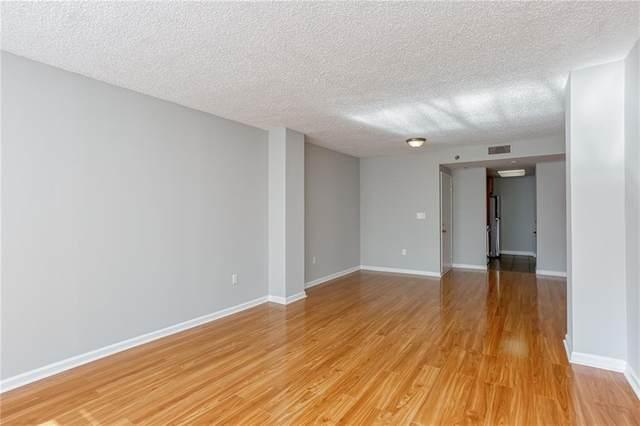 1280 W Peachtree Street NW #1007, Atlanta, GA 30309 (MLS #6862490) :: Thomas Ramon Realty