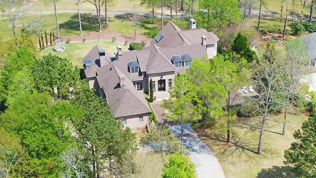 5525 Golf Club Drive, Braselton, GA 30517 (MLS #6862495) :: North Atlanta Home Team