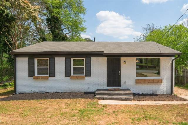 1168 Kipling Street SE, Atlanta, GA 30315 (MLS #6862522) :: Path & Post Real Estate