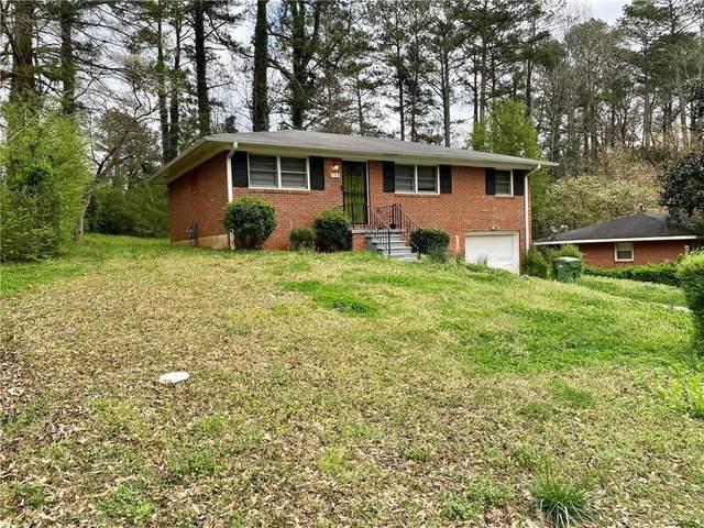 559 Dollar Mill Road SW, Atlanta, GA 30331 (MLS #6862536) :: RE/MAX Prestige