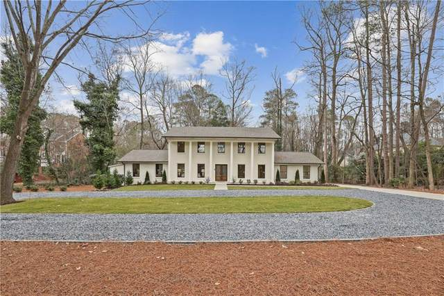 7185 Peachtree Dunwoody Road, Sandy Springs, GA 30328 (MLS #6862563) :: Oliver & Associates Realty