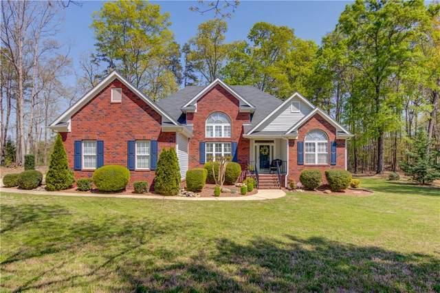 508 Academy Woods Drive, Jefferson, GA 30549 (MLS #6862565) :: Oliver & Associates Realty