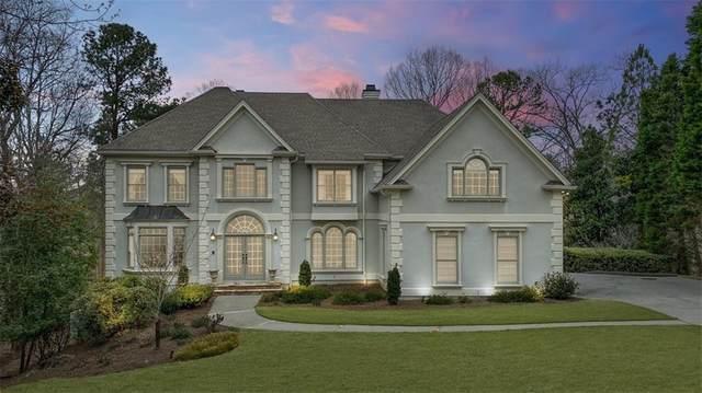 8435 Sentinae Chase Drive, Roswell, GA 30076 (MLS #6862573) :: North Atlanta Home Team