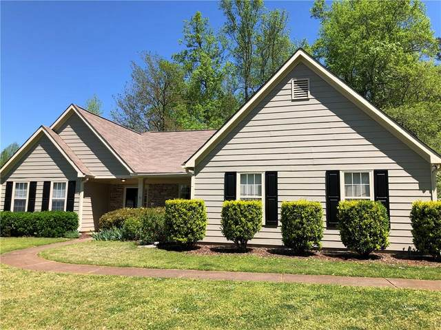 601 Westwind Trace, Ball Ground, GA 30107 (MLS #6862579) :: 515 Life Real Estate Company