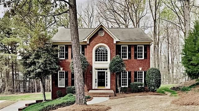 1895 Skidmore Circle, Lawrenceville, GA 30044 (MLS #6862604) :: North Atlanta Home Team