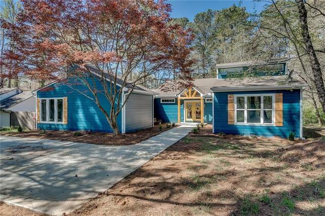 895 Frank Kirk Road NW, Kennesaw, GA 30152 (MLS #6862611) :: North Atlanta Home Team