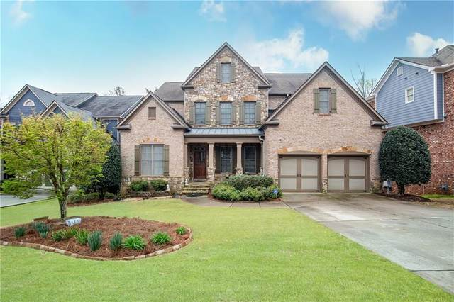 4209 Barnes Meadow Road SW, Smyrna, GA 30082 (MLS #6862629) :: North Atlanta Home Team