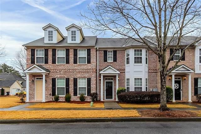 4687 Liberty Square Drive, Acworth, GA 30101 (MLS #6862632) :: Kennesaw Life Real Estate