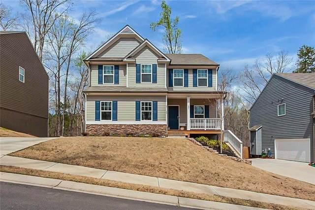 131 Shoals Bridge Road, Acworth, GA 30102 (MLS #6862647) :: North Atlanta Home Team