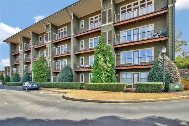 1195 Milton Terrace SE #5102, Atlanta, GA 30315 (MLS #6862677) :: Thomas Ramon Realty