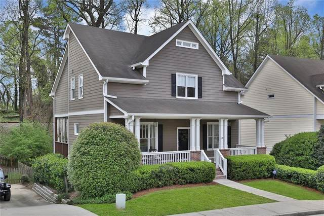 2183 Parkview Run NW, Atlanta, GA 30318 (MLS #6862679) :: Oliver & Associates Realty