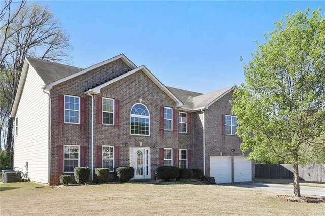 5105 Miller Woods Drive, Decatur, GA 30035 (MLS #6862709) :: North Atlanta Home Team