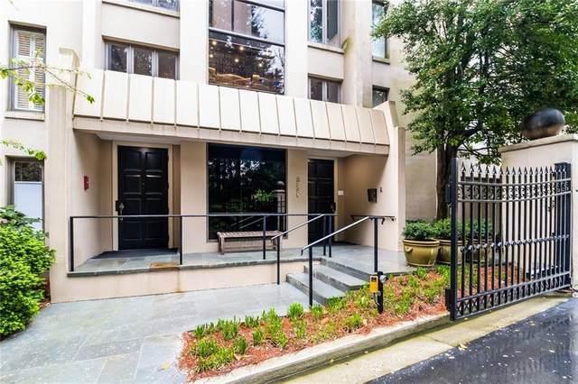 2765 Peachtree Road NE #3, Atlanta, GA 30305 (MLS #6862720) :: Path & Post Real Estate
