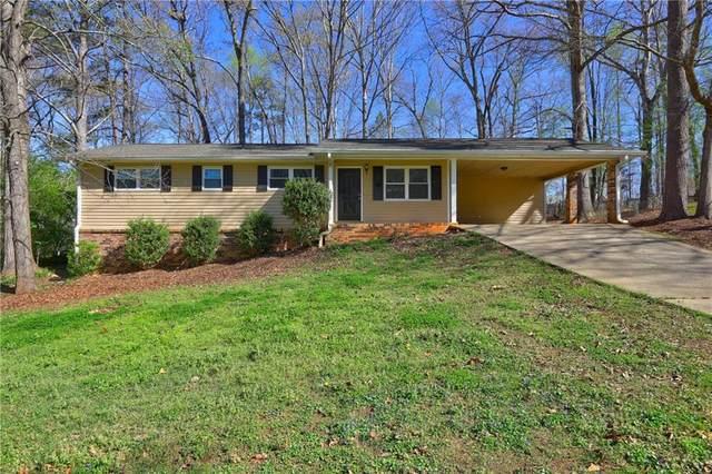 4639 Palm Drive, Douglasville, GA 30135 (MLS #6862721) :: Path & Post Real Estate