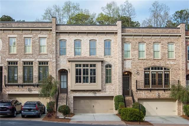 6 Arbor Way Drive #6, Decatur, GA 30030 (MLS #6862742) :: North Atlanta Home Team