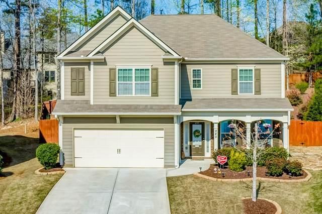 240 Providence Walk Court, Canton, GA 30114 (MLS #6862774) :: Path & Post Real Estate