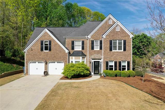 4135 Northbrook Bend, Kennesaw, GA 30152 (MLS #6862787) :: The Realty Queen & Team