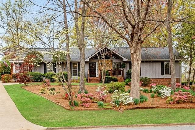 400 Saddle Lake Drive, Roswell, GA 30076 (MLS #6862791) :: North Atlanta Home Team