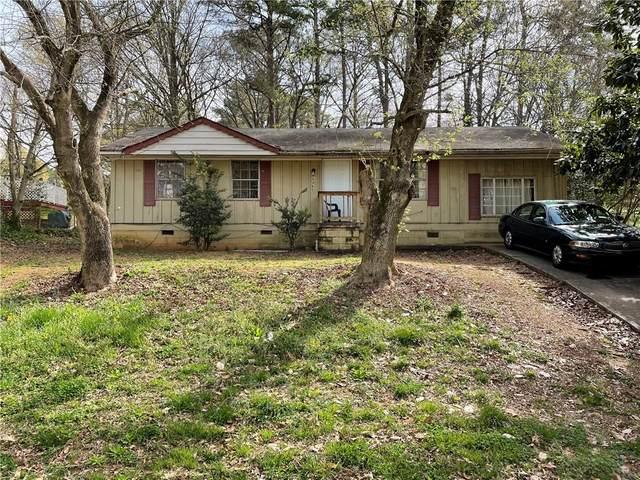 6460 Bimini Drive, Forest Park, GA 30297 (MLS #6862805) :: North Atlanta Home Team