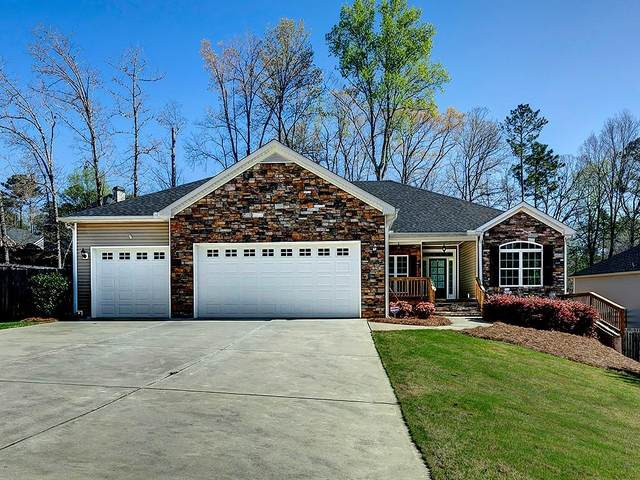 279 Denny Circle, Dallas, GA 30157 (MLS #6862837) :: North Atlanta Home Team