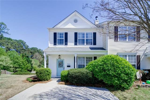 1922 Stancrest Trace NW, Kennesaw, GA 30152 (MLS #6862858) :: Thomas Ramon Realty