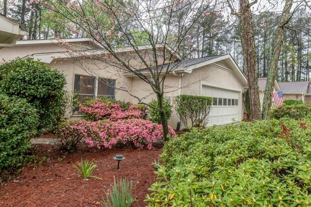 4317 Village Oaks Lane, Dunwoody, GA 30338 (MLS #6862928) :: North Atlanta Home Team