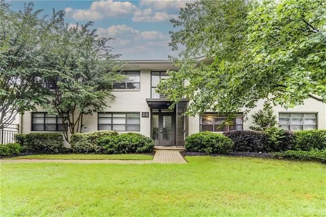 818 Greenwood Avenue NE #207, Atlanta, GA 30306 (MLS #6862943) :: Thomas Ramon Realty