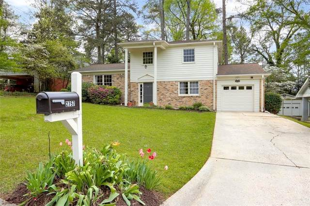 2757 Eaton Place, Chamblee, GA 30341 (MLS #6862947) :: Thomas Ramon Realty