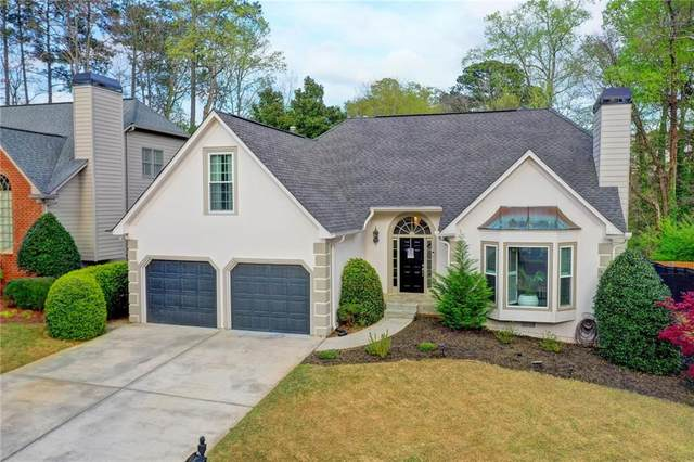 1213 Newbridge Trace NE, Brookhaven, GA 30319 (MLS #6862973) :: The Zac Team @ RE/MAX Metro Atlanta