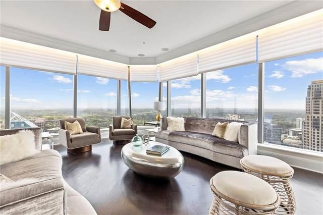3344 Peachtree Road NE #3602, Atlanta, GA 30326 (MLS #6863005) :: Tonda Booker Real Estate Sales
