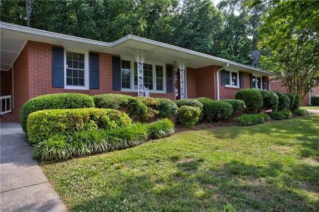 33 Crestwood Road, Cartersville, GA 30121 (MLS #6863016) :: The Realty Queen & Team