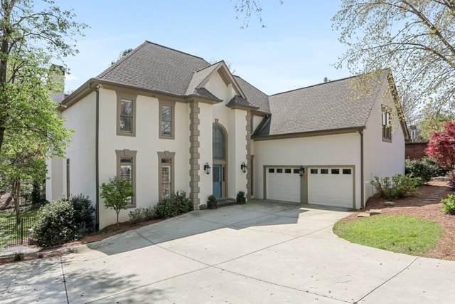 105 Barnard Place, Atlanta, GA 30328 (MLS #6863054) :: North Atlanta Home Team