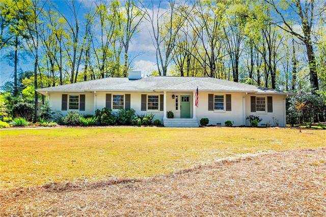 332 Pine Circle, Monroe, GA 30655 (MLS #6863061) :: Oliver & Associates Realty
