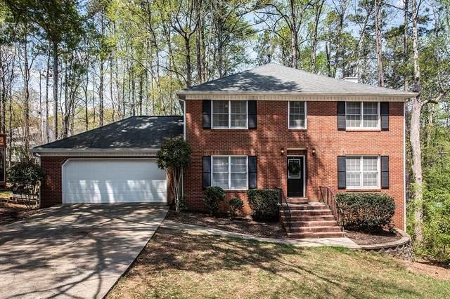 1527 Mcadoo Drive, Marietta, GA 30064 (MLS #6863091) :: North Atlanta Home Team