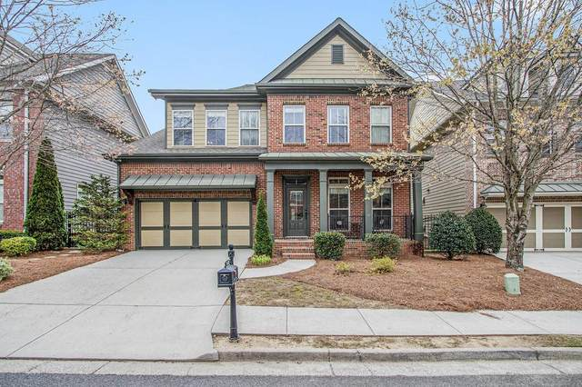 4536 Wilkerson Place SE, Smyrna, GA 30082 (MLS #6863101) :: North Atlanta Home Team