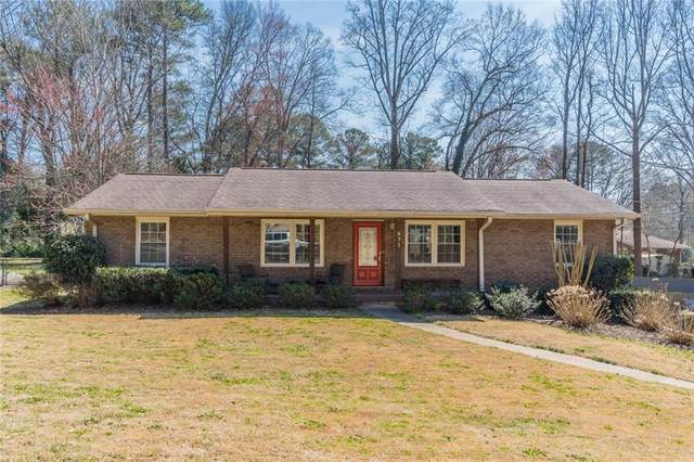 671 Smithstone Road SE, Marietta, GA 30067 (MLS #6863106) :: North Atlanta Home Team