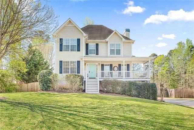 261 Oliver Court, Douglasville, GA 30134 (MLS #6863118) :: Oliver & Associates Realty