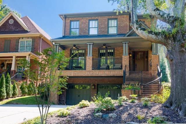 1273 Sylvan Circle NE, Atlanta, GA 30319 (MLS #6863123) :: North Atlanta Home Team