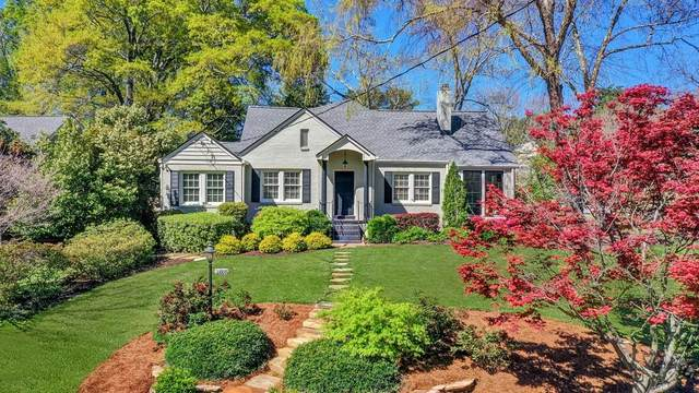2880 Alpine Road NE, Atlanta, GA 30305 (MLS #6863139) :: The Butler/Swayne Team