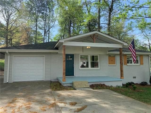 204 Spring Valley Road SE, Marietta, GA 30060 (MLS #6863165) :: North Atlanta Home Team