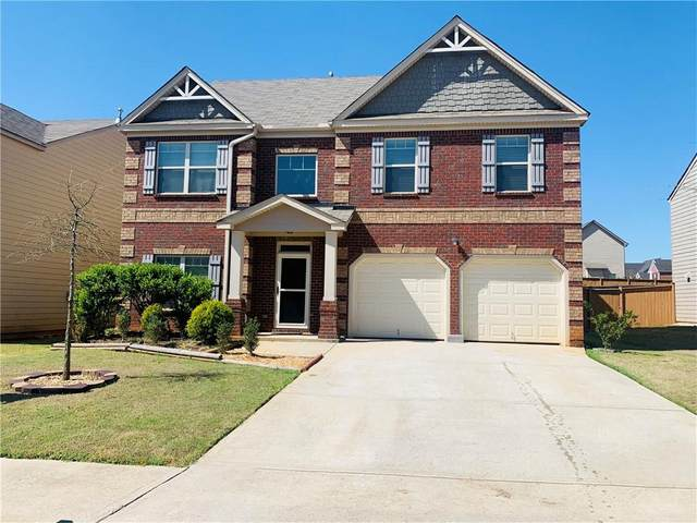 265 Parkview Place Drive, Mcdonough, GA 30253 (MLS #6863231) :: Lucido Global