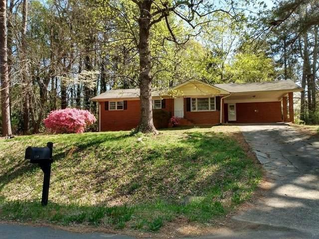 1289 Skyview Circle SW, Mableton, GA 30126 (MLS #6863273) :: Kennesaw Life Real Estate