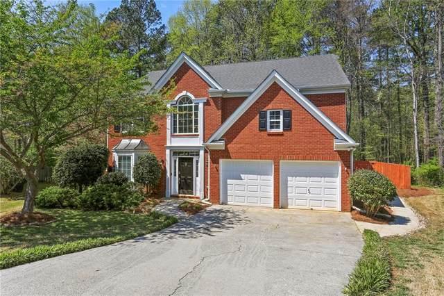 720 Spring Ridge Court NW, Kennesaw, GA 30144 (MLS #6863283) :: North Atlanta Home Team