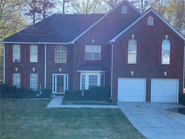 125 Ethan Moor, Jonesboro, GA 30238 (MLS #6863294) :: North Atlanta Home Team