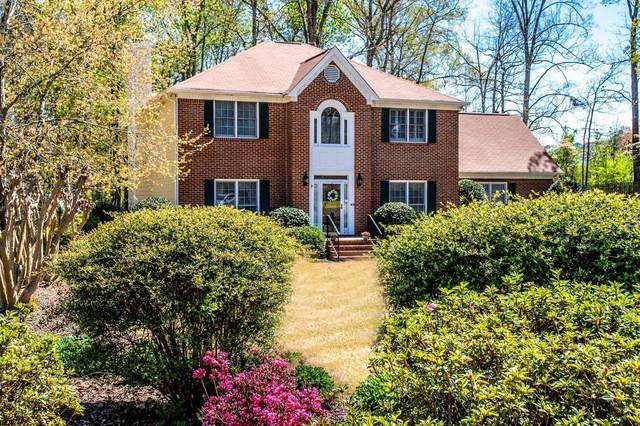 9 Ladonna Place SW, Rome, GA 30165 (MLS #6863300) :: Lucido Global