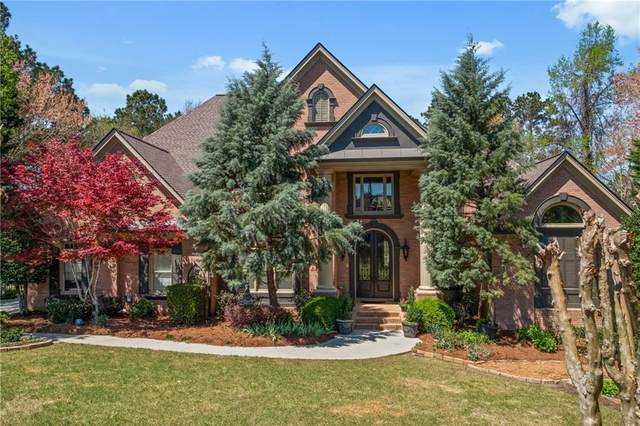 5988 Downington Ridge NW, Acworth, GA 30101 (MLS #6863364) :: The Butler/Swayne Team