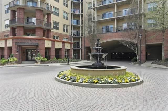 200 River Vista Drive #227, Atlanta, GA 30339 (MLS #6863390) :: Path & Post Real Estate