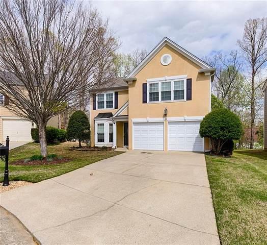 13646 Weycroft Circle, Alpharetta, GA 30004 (MLS #6863396) :: North Atlanta Home Team